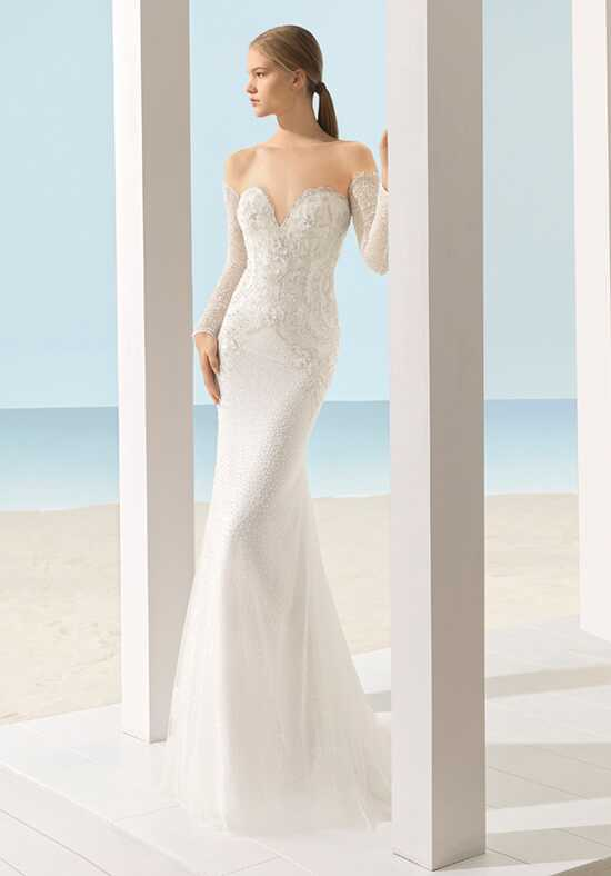 Aire Beach Wedding XAIL Mermaid Wedding Dress
