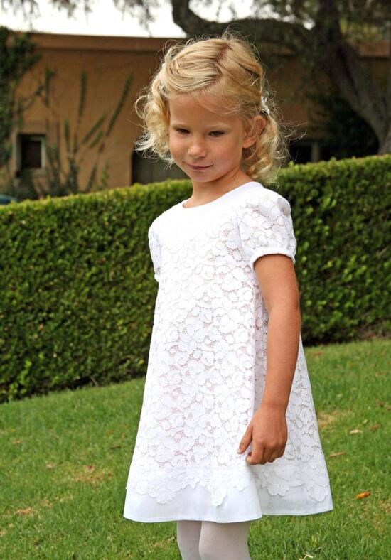 Isabel Garretón Bloom Flower Girl Dress photo