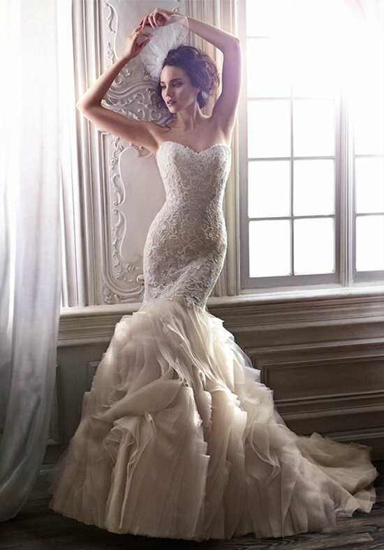 Maggie Sottero Paulina Mermaid Wedding Dress