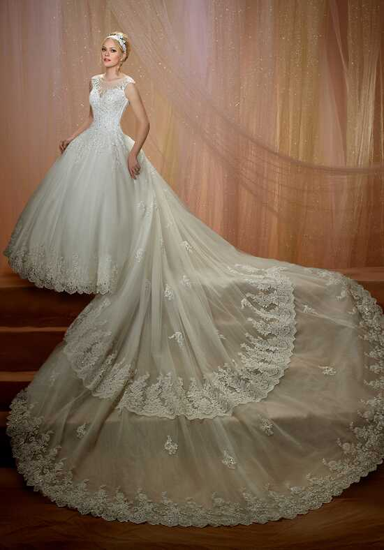 1 Wedding by Mary's Bridal 6454 Wedding Dress photo