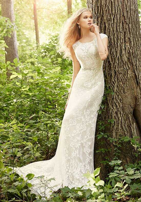 Ti Adora By Alvina Valenta 7558 A-Line Wedding Dress