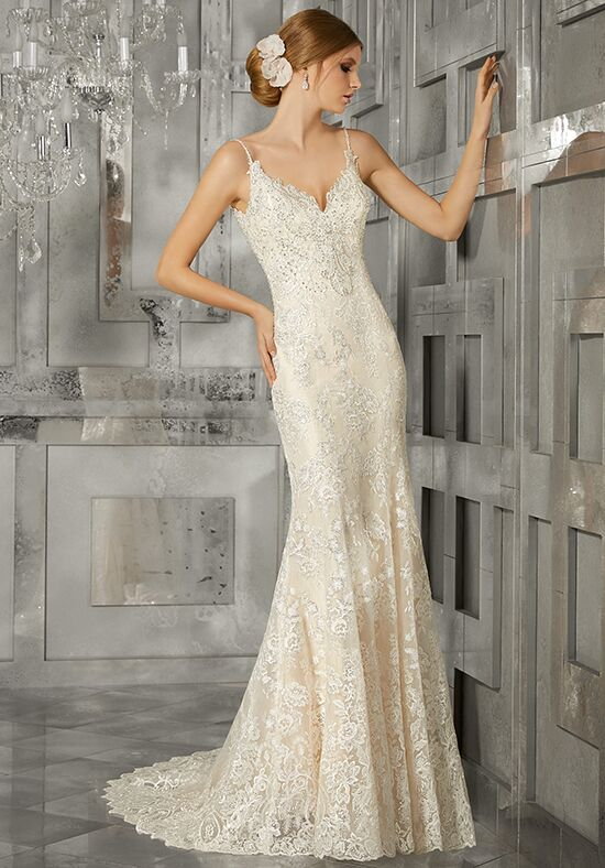 Morilee by Madeline Gardner Meralda | Style 8191 Sheath Wedding Dress