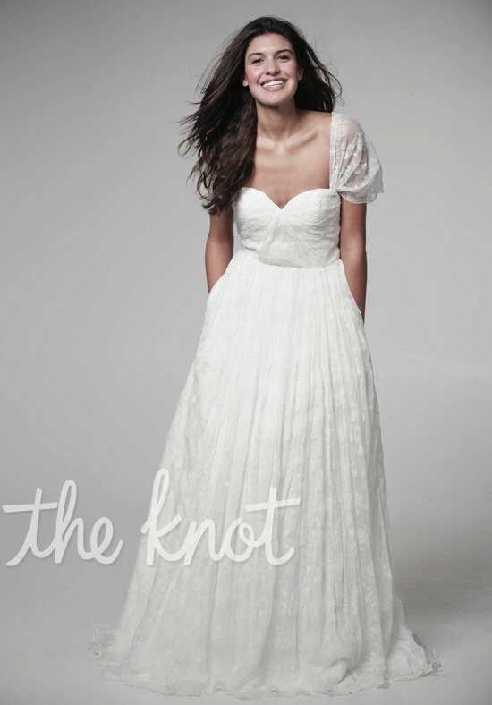 Ivy & Aster Oh Joy A-Line Wedding Dress