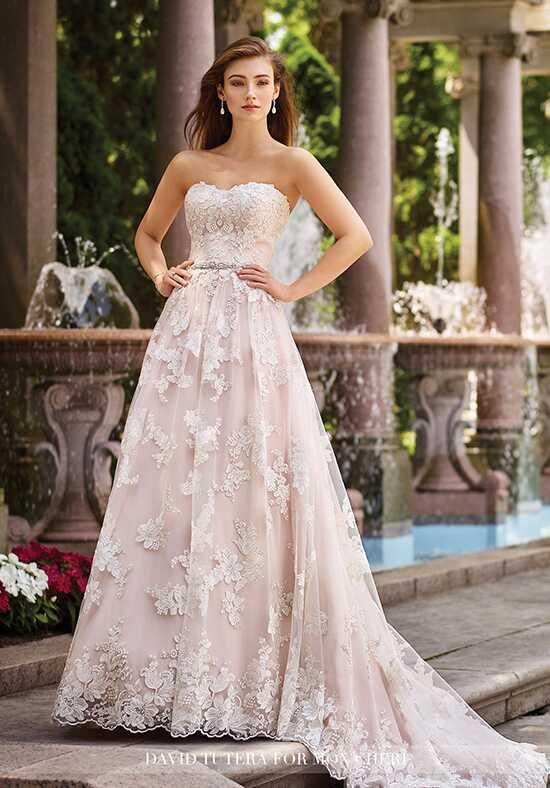 David Tutera for Mon Cheri 117276 Tala A-Line Wedding Dress