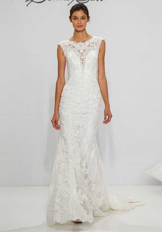 Dennis Basso for Kleinfeld 14107N Sheath Wedding Dress