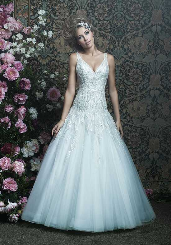 Allure Couture C414 A-Line Wedding Dress