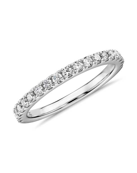 Colin Cowie Pave Diamond Ring (1/3 ct. tw.) Platinum Wedding Ring