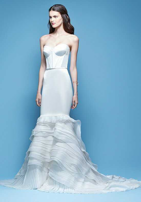 Carolina Herrera JORDANA Mermaid Wedding Dress