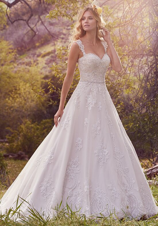 Maggie Sottero Reba Wedding Dress The Knot
