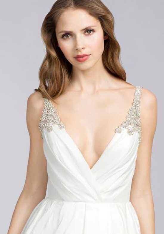 Jim Hjelm 8668 Ball Gown Wedding Dress