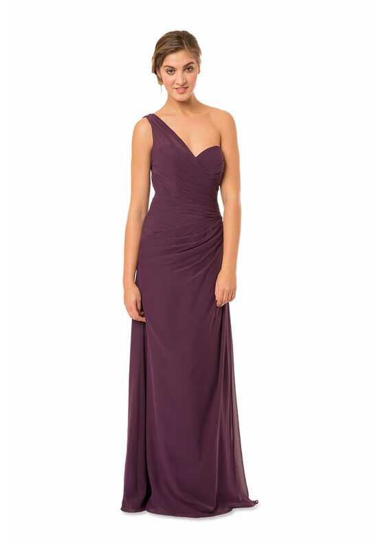 Bari Jay Bridesmaids BC-1571 One Shoulder Bridesmaid Dress