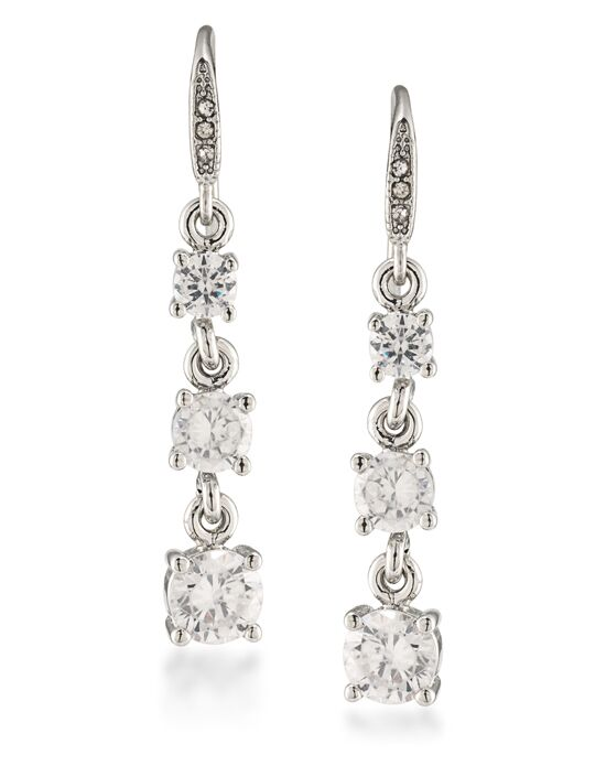 Carolee Jewelry CLP00402S100 Wedding Earring photo