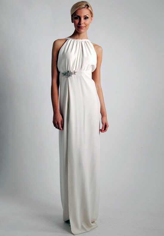 Elizabeth St. John Paris Wedding Dress photo