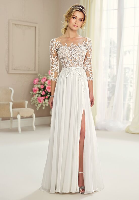 Enchanting by Mon Cheri 217108 A-Line Wedding Dress