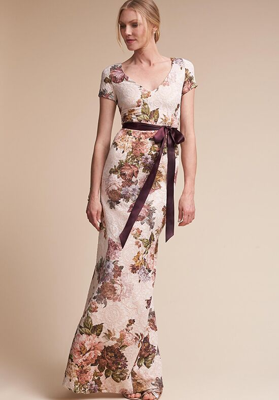 BHLDN (Mother of the Bride) Claret Pink Mother Of The Bride Dress