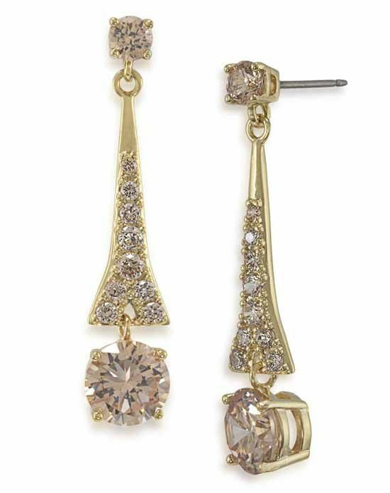 Carolee Jewelry 6184EP5009 Wedding Earring photo
