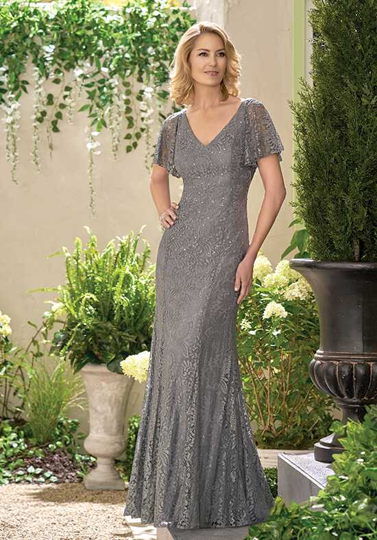 Jade J195021 Grey Mother Of The Bride Dress
