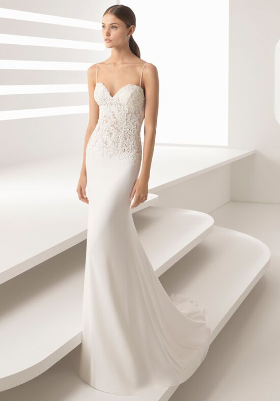 Rosa Clará Aroa Mermaid Wedding Dress