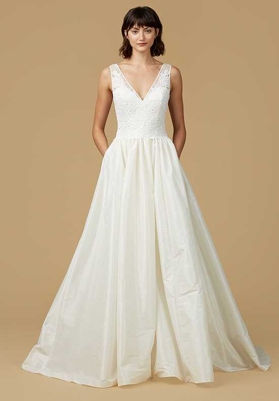 Nouvelle Amsale Devra Ball Gown Wedding Dress
