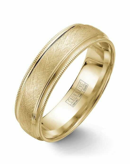 CrownRing WB-7915-M10 Wedding Ring photo