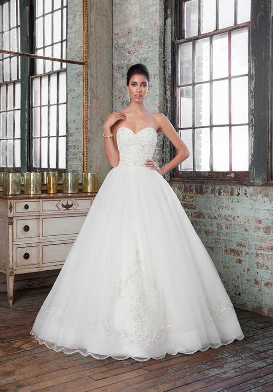 Justin Alexander Signature 9811 Ball Gown Wedding Dress