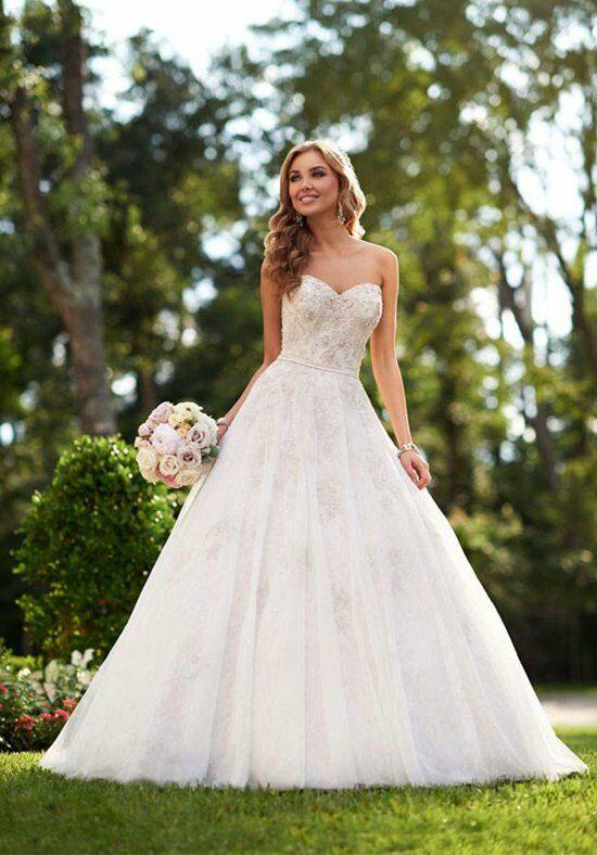Stella York 6048 Wedding Dress - The Knot