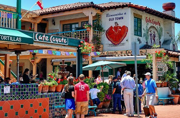 Old Town Cafe San Diego Ca