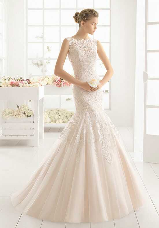 Aire Barcelona MATILDE Mermaid Wedding Dress