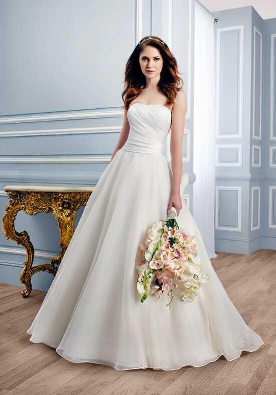 Moonlight Tango T746 Ball Gown Wedding Dress