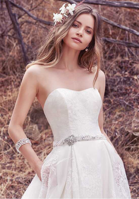 Maggie Sottero Dylan Ball Gown Wedding Dress