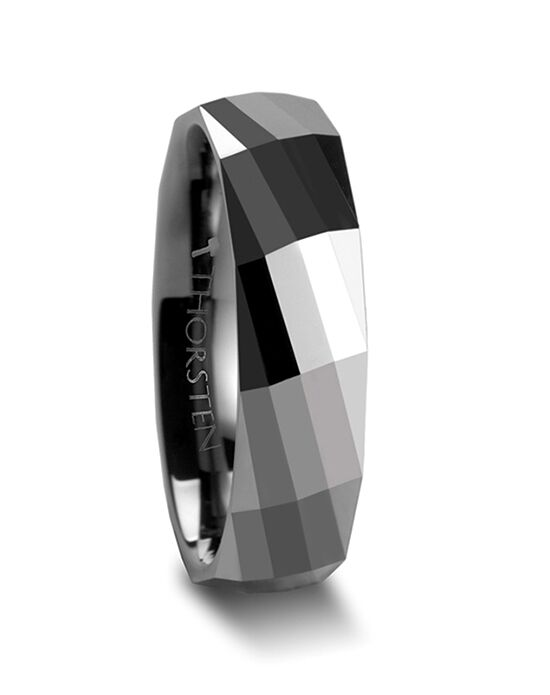 Mens Tungsten Wedding Bands W269-MFP Tungsten Wedding Ring