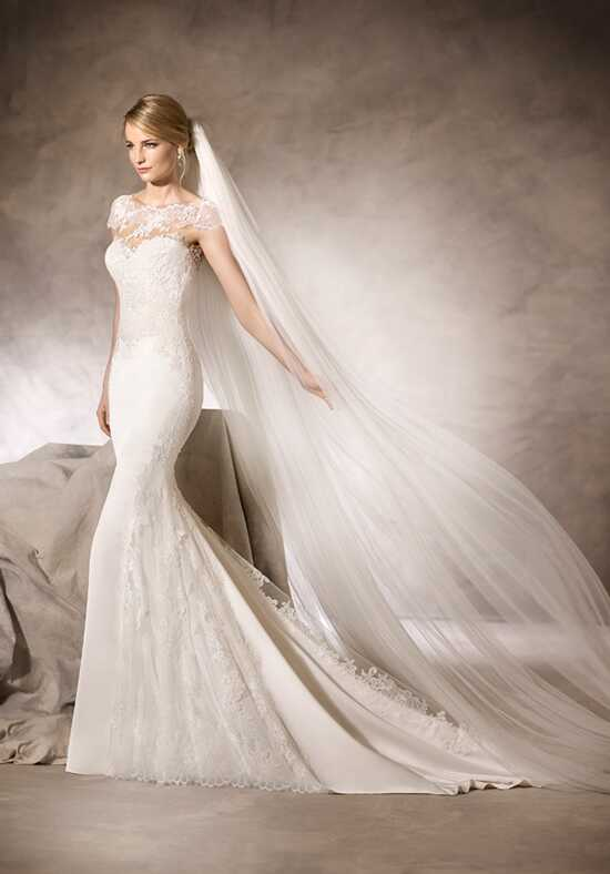 LA SPOSA HAMAN Mermaid Wedding Dress
