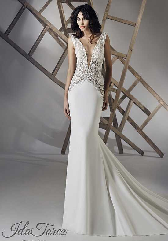 CocoMelody Wedding Dresses 1073 Mermaid Wedding Dress