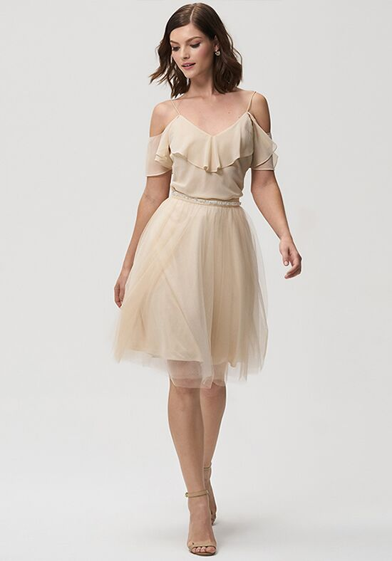 Jenny Yoo Collection (Maids) Tillie Off the Shoulder Bridesmaid Dress