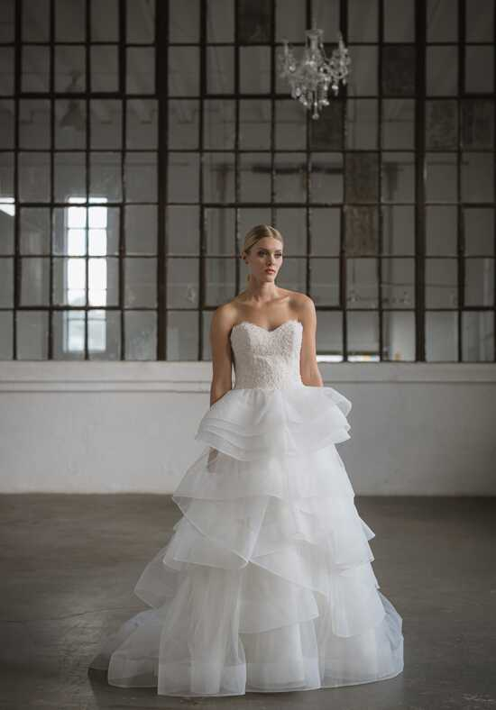 Lis Simon Ivie Ball Gown Wedding Dress