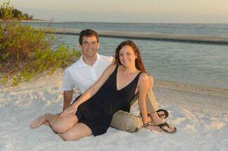 Alexandra Klim and Robert Huffmaster Wedding Photo 4