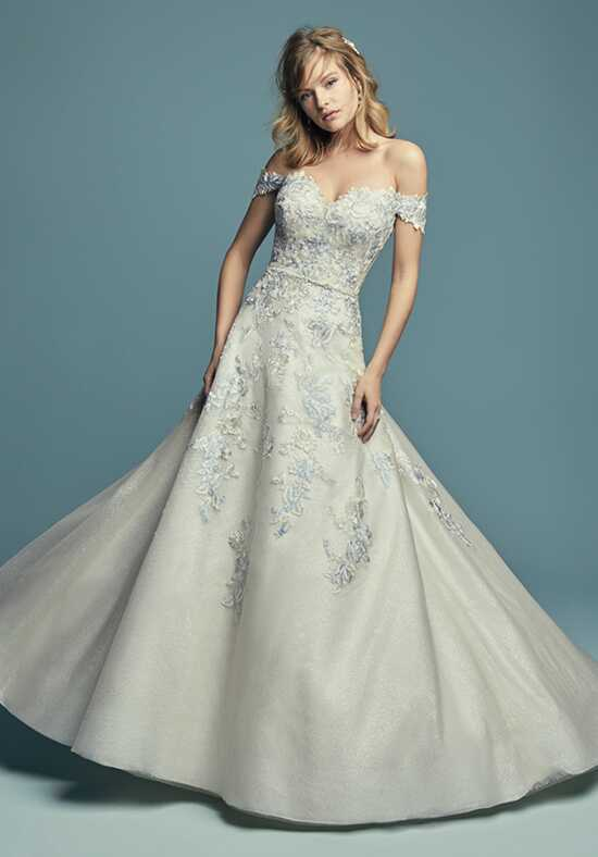 Maggie Sottero Maine Ball Gown Wedding Dress