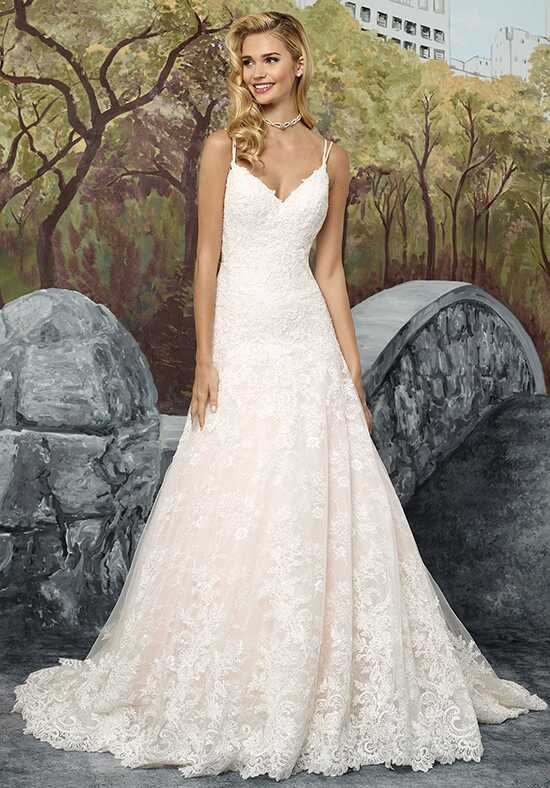 Justin Alexander 8911 A-Line Wedding Dress