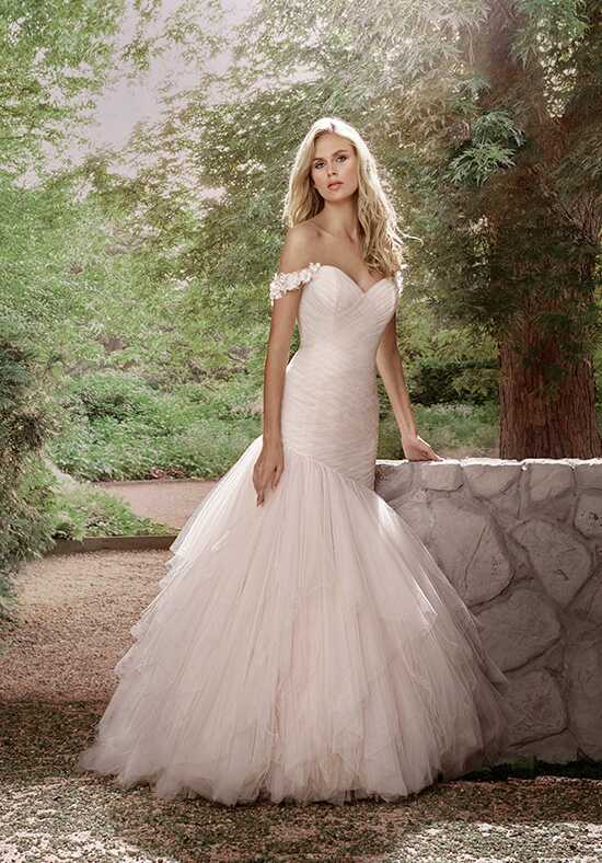 Jasmine Collection F191001 Mermaid Wedding Dress