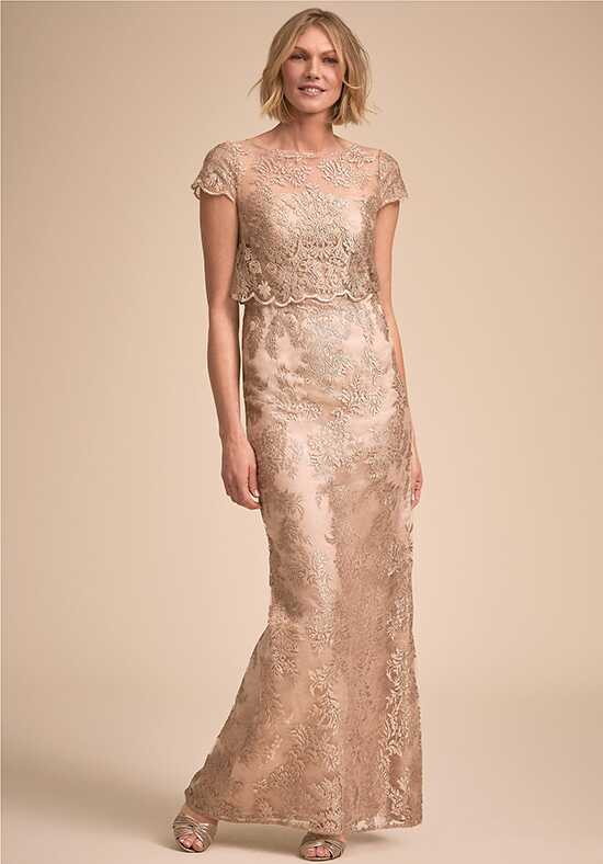 BHLDN (Mother of the Bride) Linda Dress Brown Mother Of The Bride Dress