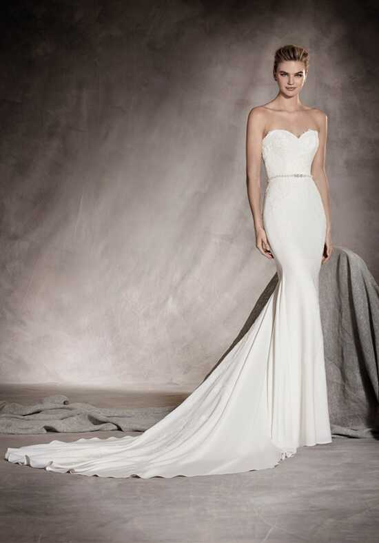 PRONOVIAS ANKARA Mermaid Wedding Dress