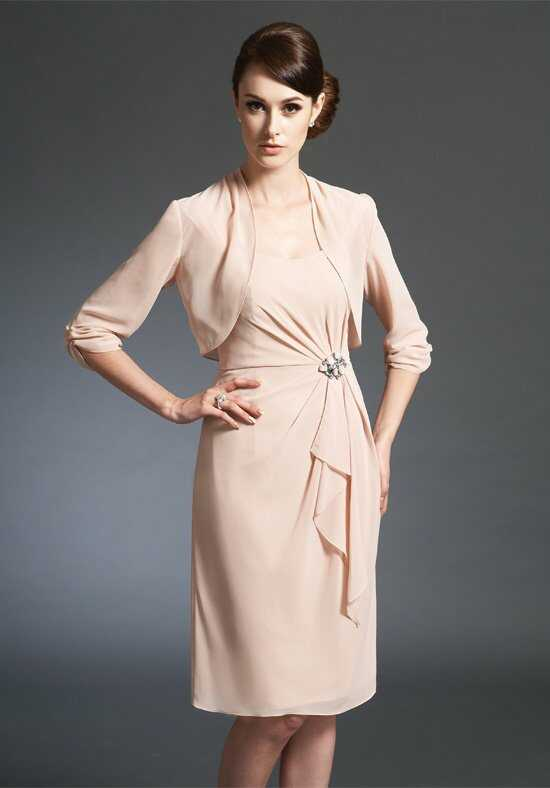 Jasmine Black Label M150018 Pink Mother Of The Bride Dress
