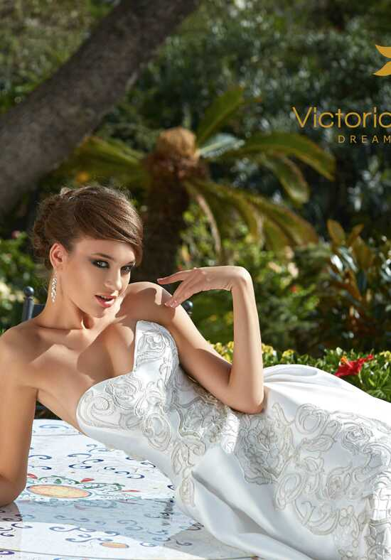 Capri Gabriella A-Line Wedding Dress