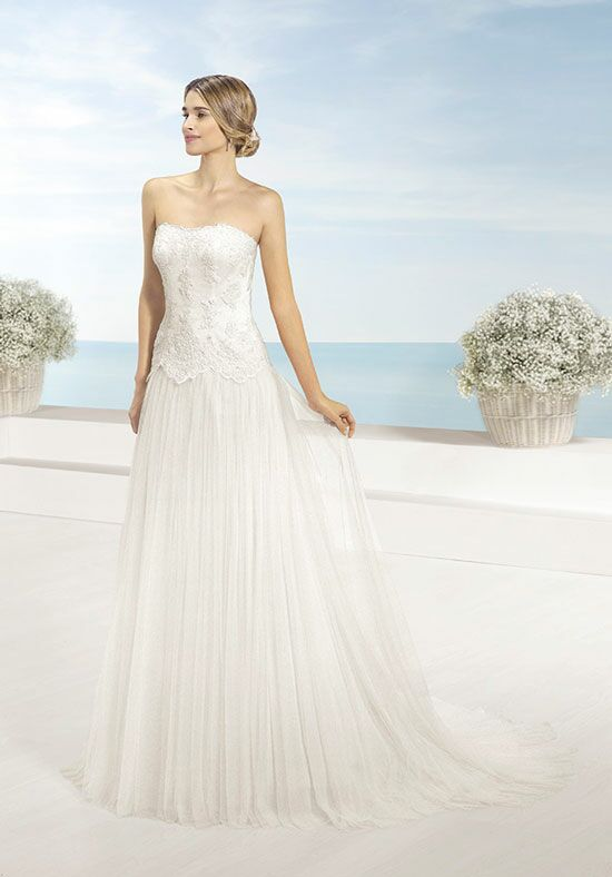 Luna Novias TAMAR A-Line Wedding Dress