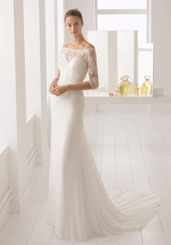 Aire Barcelona BUDY Mermaid Wedding Dress