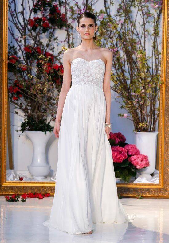 Anne Barge Lily Sheath Wedding Dress
