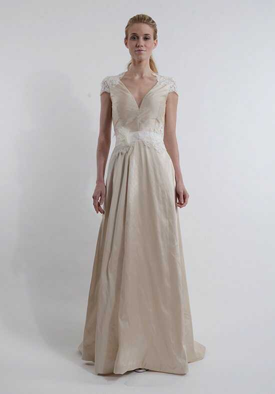 Elizabeth St. John Lyric A-Line Wedding Dress