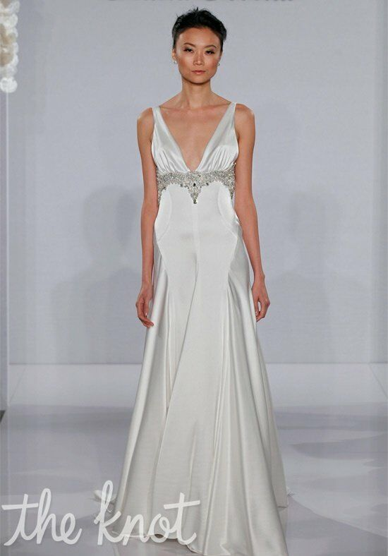 Pnina Tornai for Kleinfeld 4150 Sheath Wedding Dress