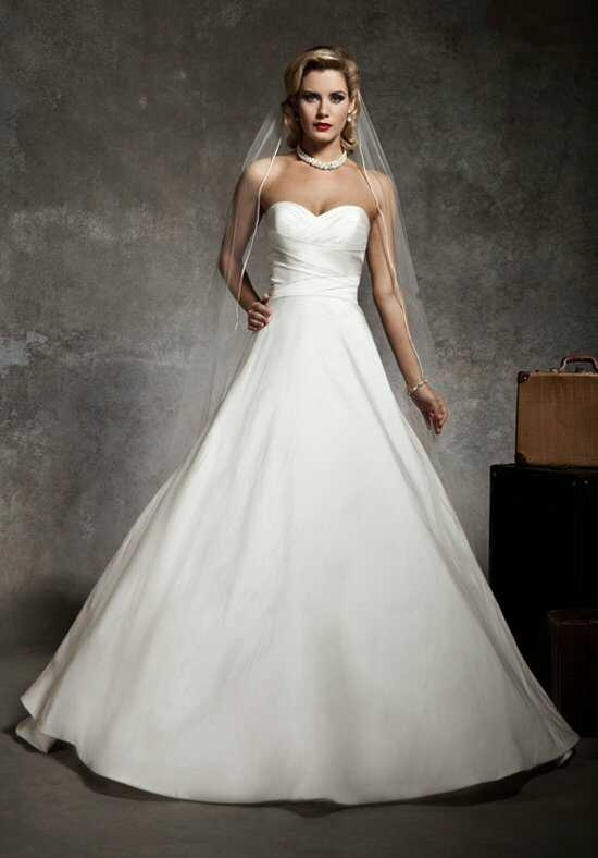 Justin Alexander 8635 Ball Gown Wedding Dress