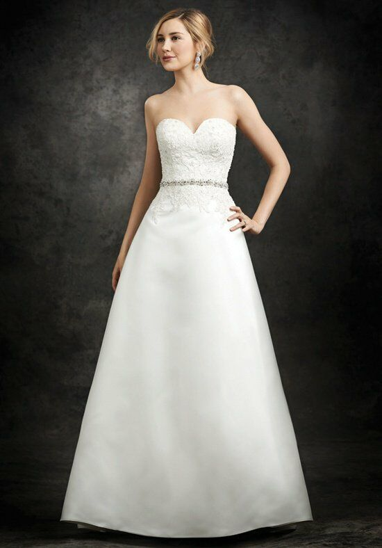 Ella Rosa BE239 A-Line Wedding Dress